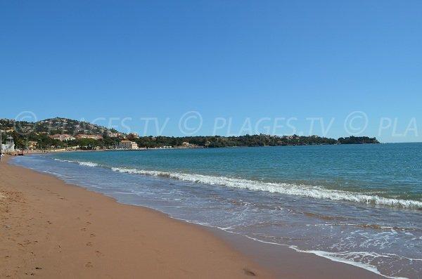 Spiaggia di Agay