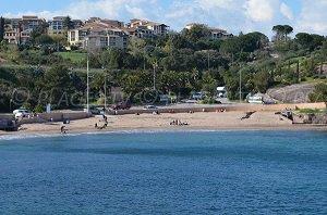 Spiaggia del Pourrousset - Agay