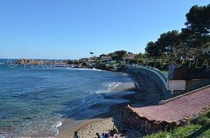 Spiaggia delle Pointes Longues