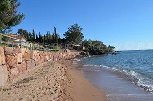 Spiaggia dell'Oratorio  - Agay
