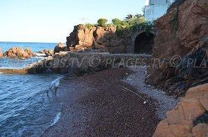 Spiaggia del Viadotto  - Agay