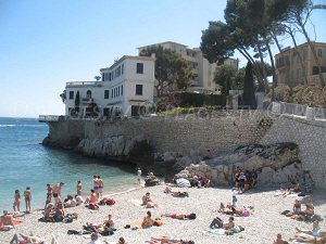 Spiaggia del Bestouan