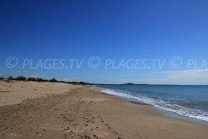Spiaggia del Mediterraneo - Vias