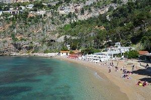 Strand Mala - Cap-d'Ail