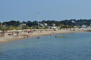 Spiaggia del Croûton