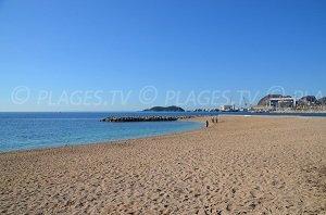 Spiaggia dei Cappuccini
