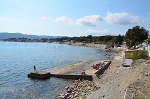 Spiaggia di Fontsainte