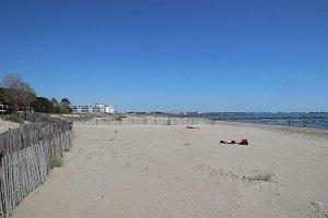 Spiaggia Boucanet - Le Grau-du-Roi