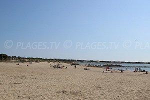 Spiaggia Rive Gauche (riva sinistra)