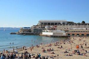 Spiaggia dei Catalans