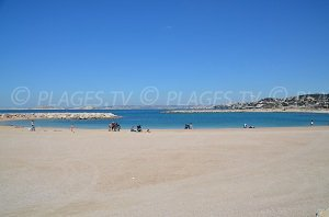 Bonneveine Beach - Marseille