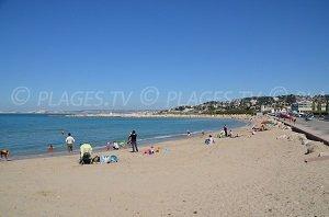 Spiaggia dell'Huveaune