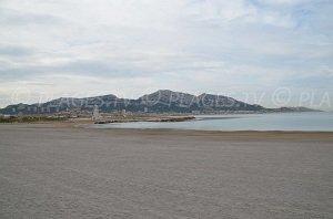 Spiaggia del Prado Sud