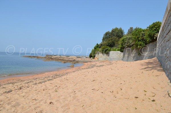 Spiaggia della Punta Sud