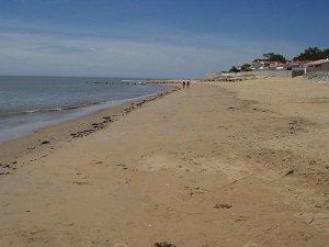 Sainte Anne Beach - La Tranche-sur-Mer