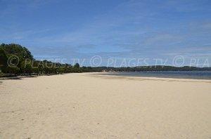 Spiaggia Montaut - Lago