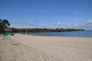 Spiaggia di Bombannes - Lago