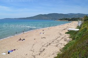 Spiaggia di Santana - Coggia - Sagone