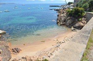 Spiaggia della torre genovese