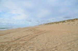 Spiaggia del Truc Vert
