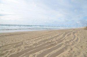 Spiaggia della Garonne