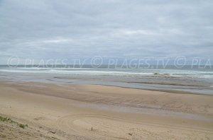 Spiaggia Hourtin