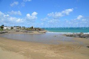 Casino Beach - Saint-Quay-Portrieux