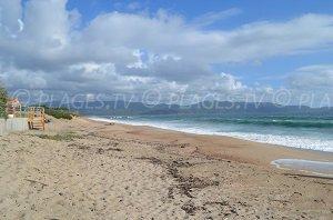 Spiaggia di Tenutella