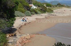 Spiaggia Scodi Neri