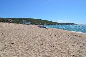 Spiaggia di Puraja - Arena Bianca