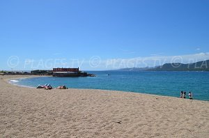 Lido Beach - Propriano
