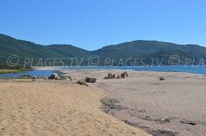 Spiaggia di Capu Laurosu