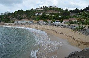 Spiaggia di Sampiero