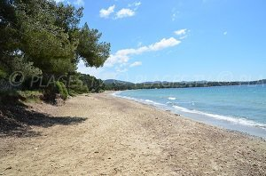 Pellegrin Beach - La Londe-les-Maures