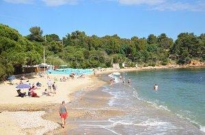 Spiaggia della Fossette
