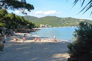 Spiaggia del Layet