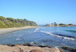 Spiaggia della Galère