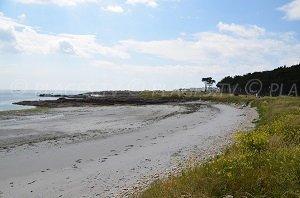 Spiaggia del Port Jean