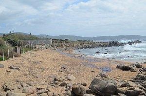 Spiaggia di Castagna