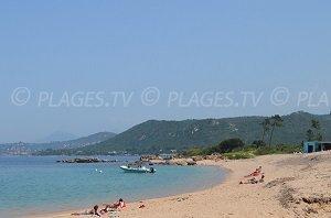 Spiaggia di Verghia