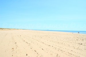 Spiaggia Orpellières - Valras-Plage