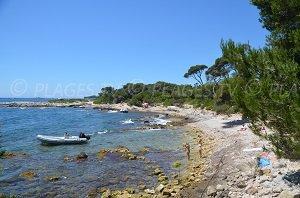 Carbonel Cove - Iles de Lérins - Ste Marguerite