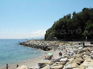 Spiaggia Saint Joseph