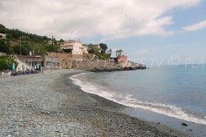 Spiaggia di Lavasina
