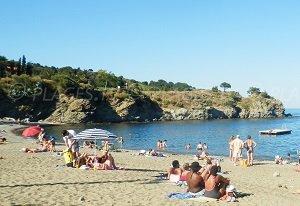 Spiaggia di Les Elmes - Banyuls-sur-Mer