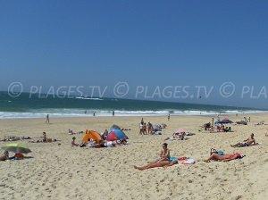 Spiaggia Salie Nord