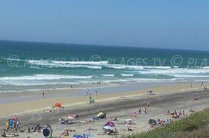 Spiaggia del Vivier - Biscarrosse