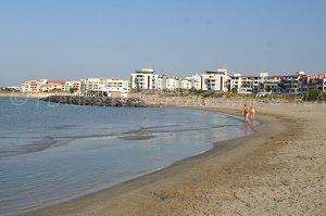 Spiaggia di Rochelongue