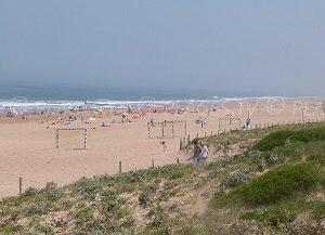 Métro Beach - Tarnos