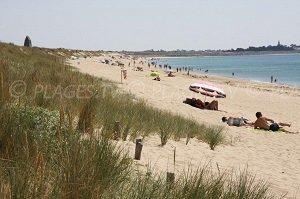 Spiaggia La Grande Falaise